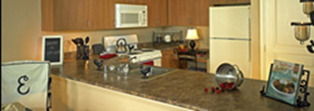 Kitchen at Listing #144314