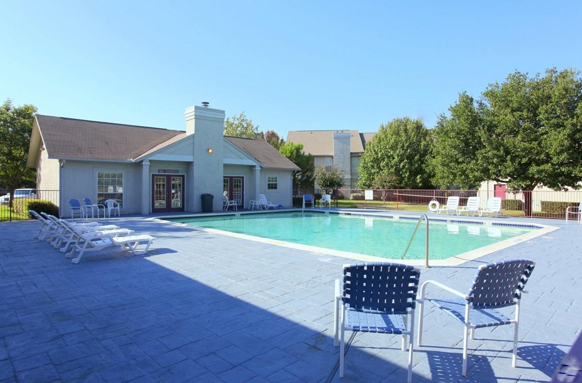 Pool at Listing #137721
