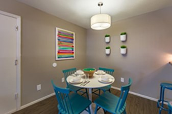 Dining at Listing #136055