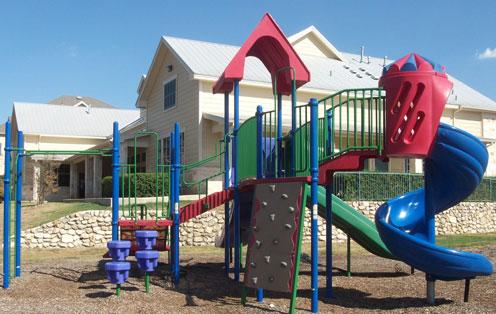 Playground at Listing #140825