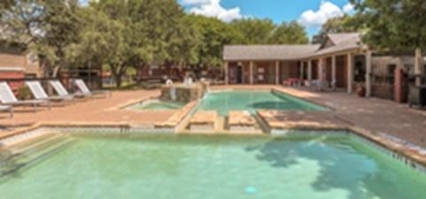 Pool at Listing #136244