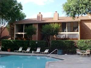 Pool Area 1 at Listing #140944