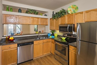 Kitchen at Listing #141360