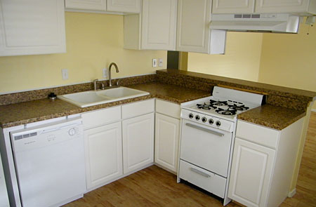 Kitchen at Listing #235056
