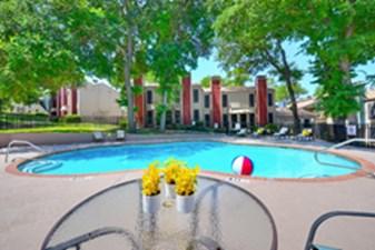 Pool at Listing #136227