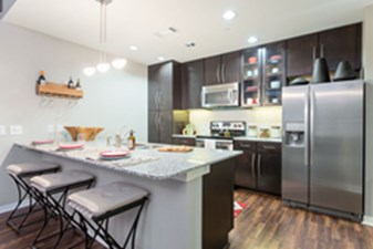 Kitchen at Listing #150055