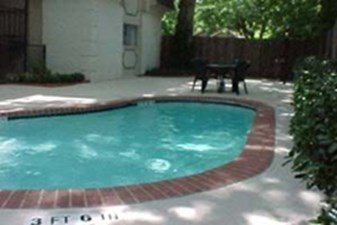 Pool Area at Listing #140321
