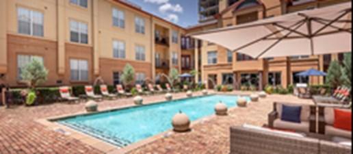 Pool at Listing #137274