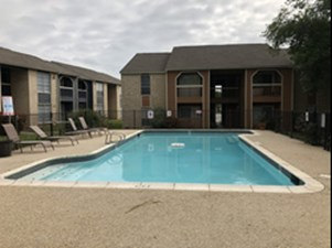 Pool at Listing #141211