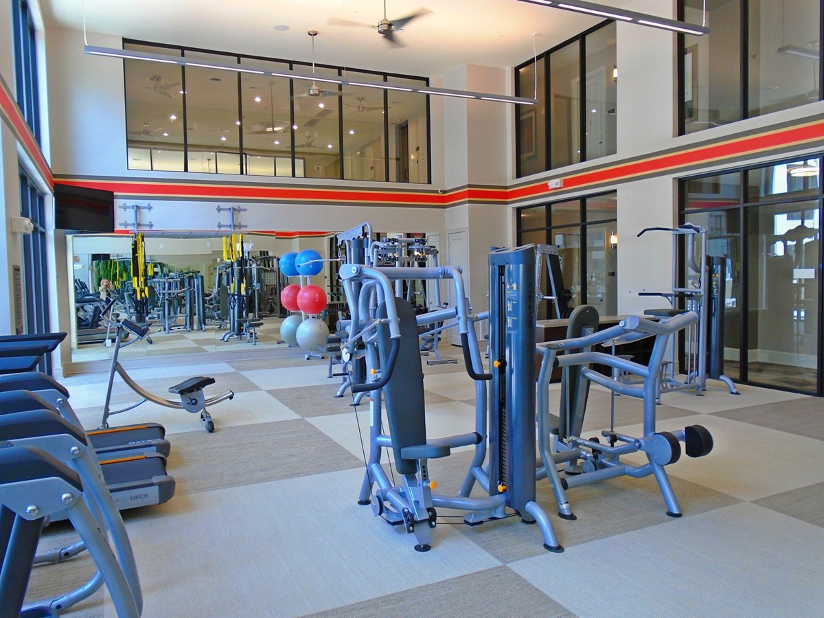 Fitness at Listing #236577