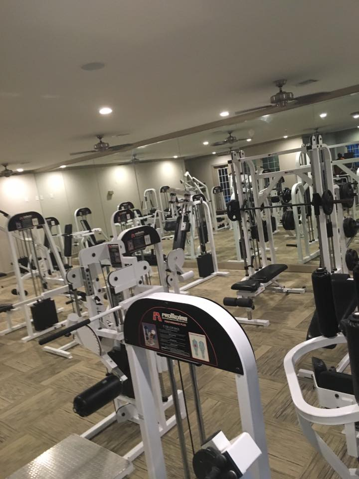 Fitness at Listing #144807
