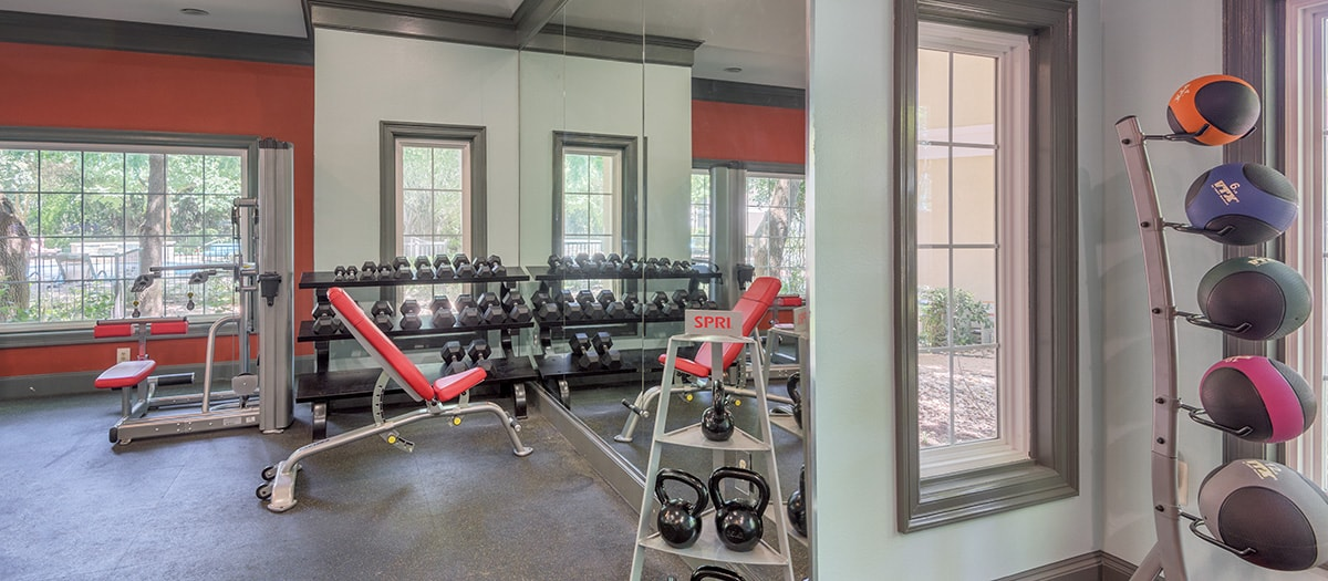 Fitness at Listing #140155