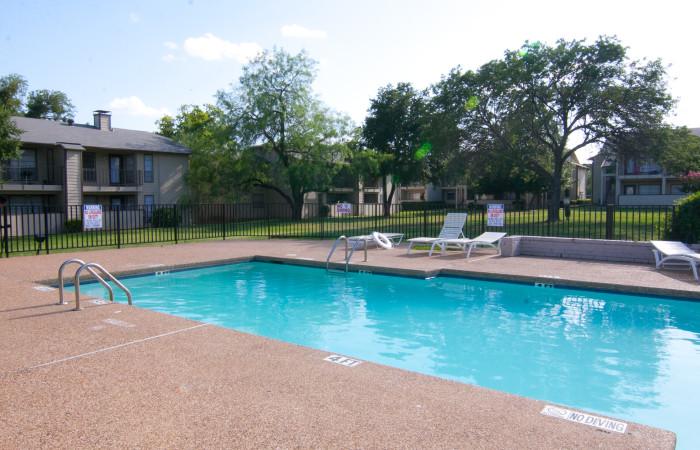 Pool at Listing #136767