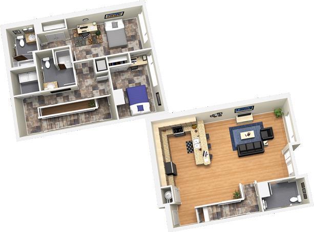 1,489 sq. ft. floor plan