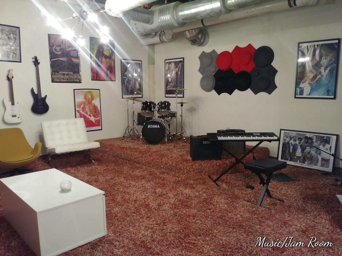 Music Room at Listing #231739
