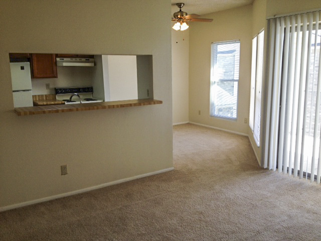 Living/Dining at Listing #140999