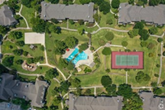 Aerial View at Listing #138569
