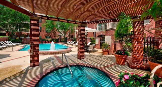 Pool at Listing #138766