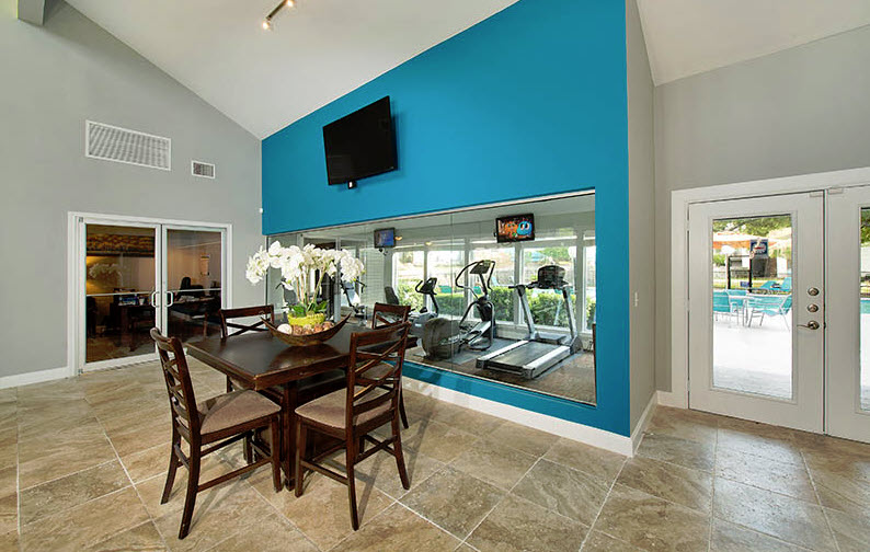 Clubhouse at Listing #140943