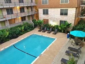Pool at Listing #140369