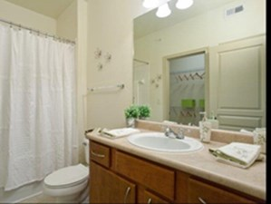 Bathroom at Listing #144326