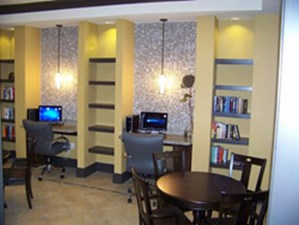 Business Center at Listing #150739