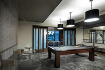 Gameroom at Listing #302412