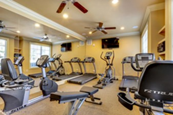 Fitness Center at Listing #225429
