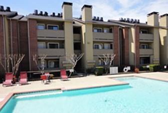 Pool at Listing #136477