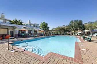 Pool at Listing #144139