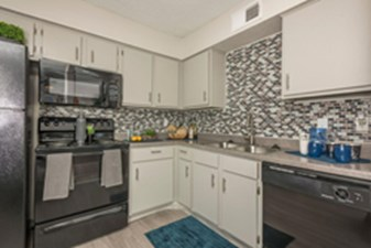 Kitchen at Listing #136158