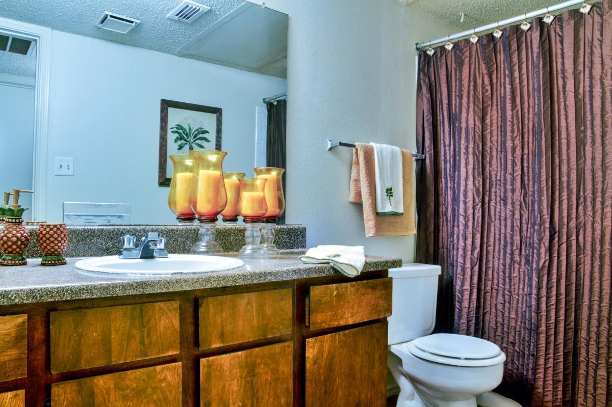 Bathroom at Listing #136263