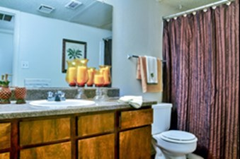 Bathroom at Listing #136263