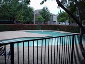 Pool Area at Listing #135941