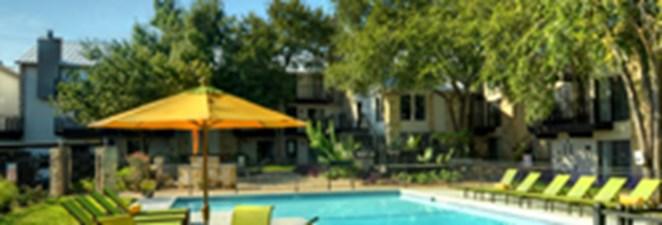 Pool at Listing #140176