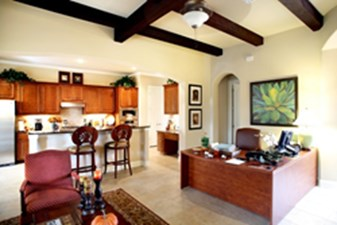 Living Area/Villas at Listing #149604