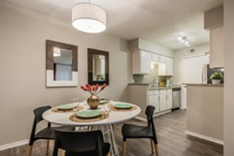 Dining/Kitchen at Listing #136207