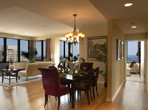 Dining Area at Listing #147722