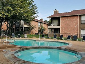 Pool at Listing #135664
