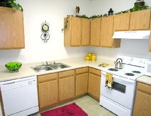 Kitchen at Listing #144680