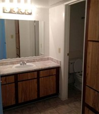 Bathroom at Listing #139472