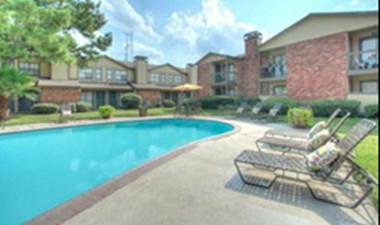 Pool at Listing #138475