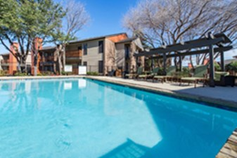 Pool at Listing #136259