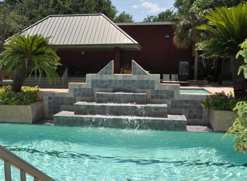 Pool at Listing #138840