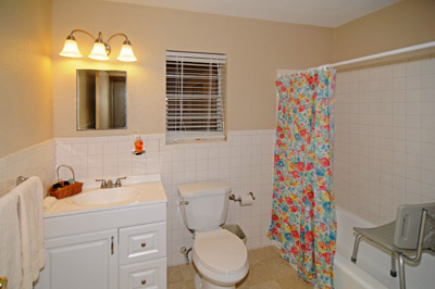 Bathroom at Listing #137804