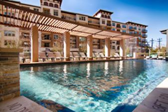 Pool at Listing #226459