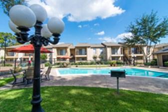 Pool at Listing #138595