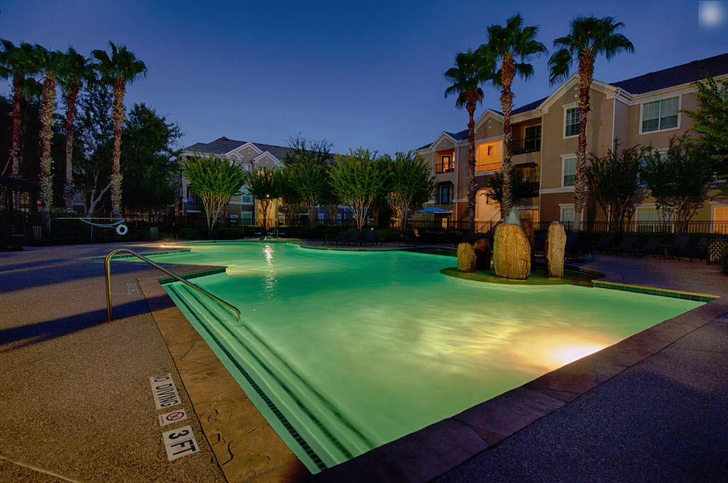 Pool at Listing #139223