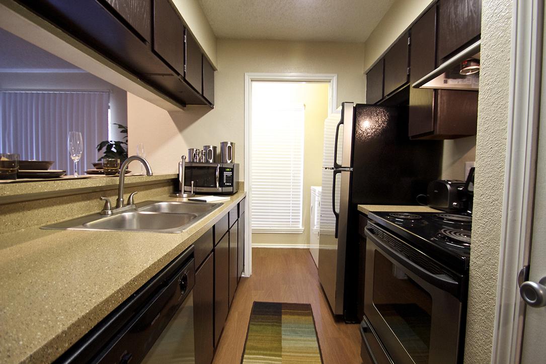 Kitchen at Listing #140981
