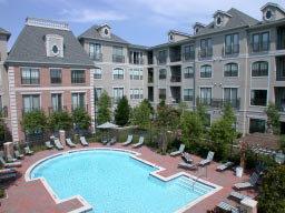 Pool at Listing #138057